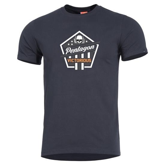 Pánske tričko PENTAGON® Victorious čierne S