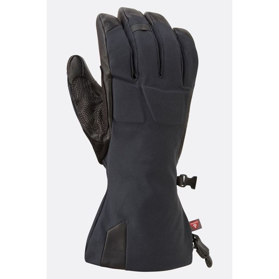 Rukavice Rab Pivot GTX Glove black / bl XL