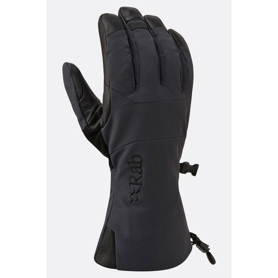 Rukavice Rab Syndicate GTX Glove beluga / be M