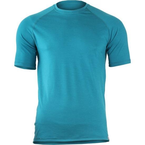 Tričko Lasting QUIDO 5858 modré M