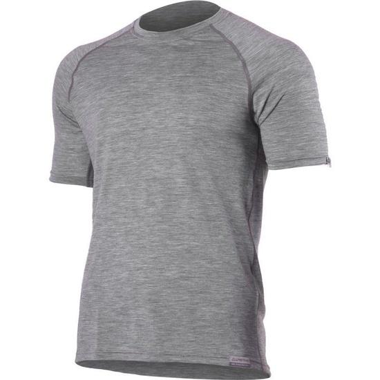 Merino triko Lasting QUIDO 8484 šedé vlnené M