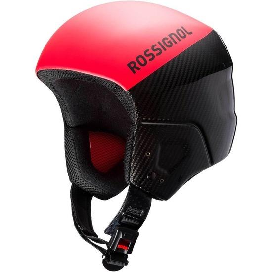 Lyžiarska helma Rossignol Hero Carbon Fiber Fis RKHH104
