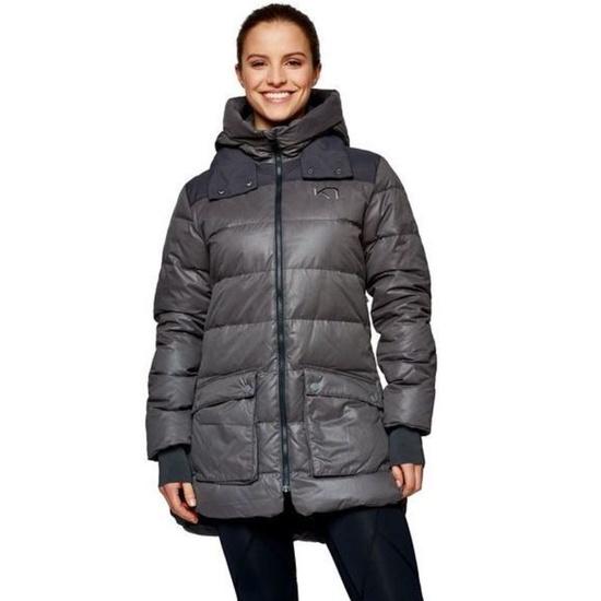 Dámsky páperový kabát Kari Traa Rothe Dove XS