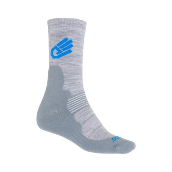 Ponožky Sensor Merino Wool Expedition šedé 15200056 3/5 UK