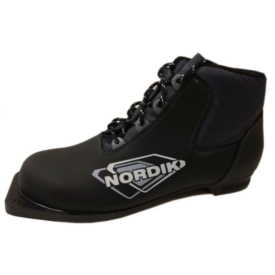 Bežecké topánky NN Skol Spine Nordic Black N75