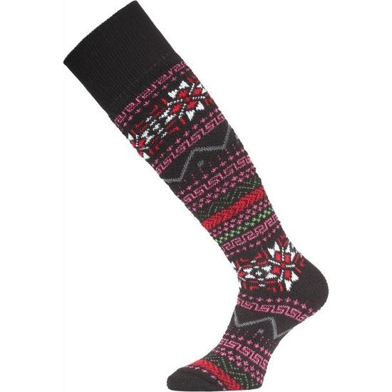 Lyžiarske ponožky Lasting SKW 903 čierna XL (46-49)