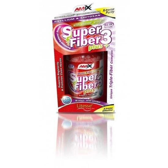 Amix Super Fiber3 Plus 90 kapsúl BOX