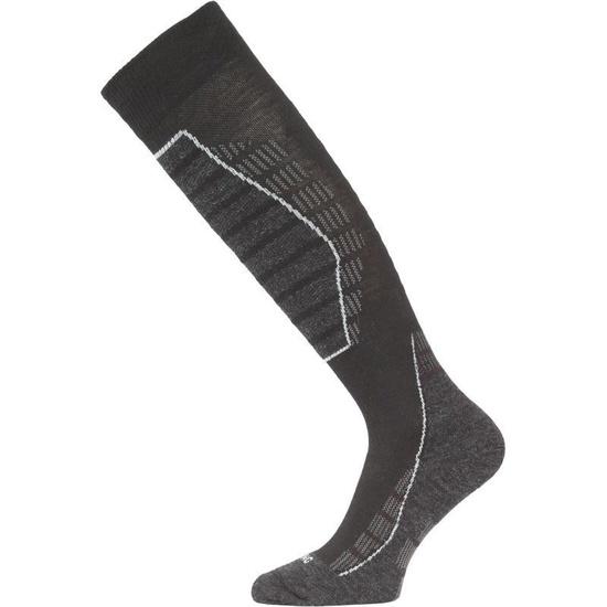 Ponožky Lasting SWK 901 čierna L (42-45)