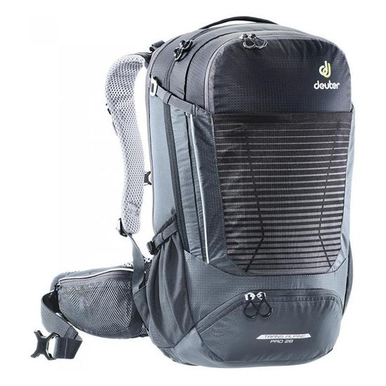 Batoh Deuter Trans Alpine Pro 28 (32263) black-graphite