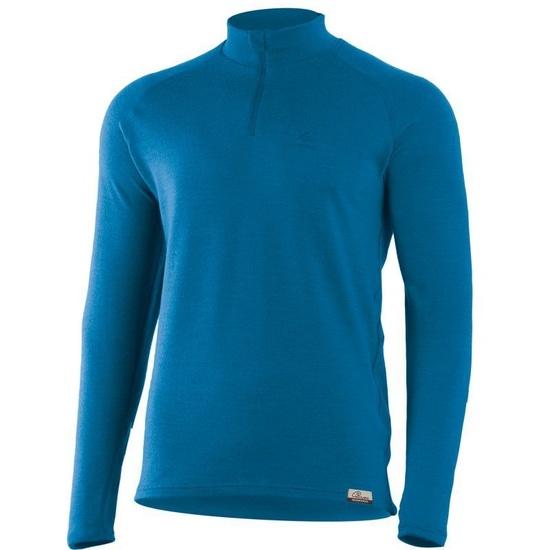Merino triko Lasting WARY 5151 modrá vlnená XL