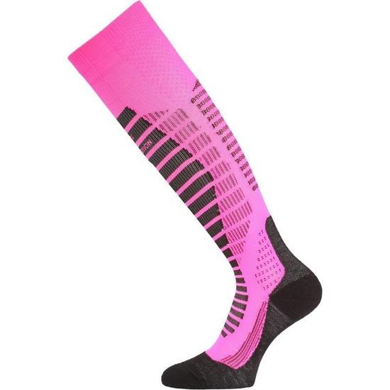 Ponožky Lasting WRO 409 ružové L (42-45)