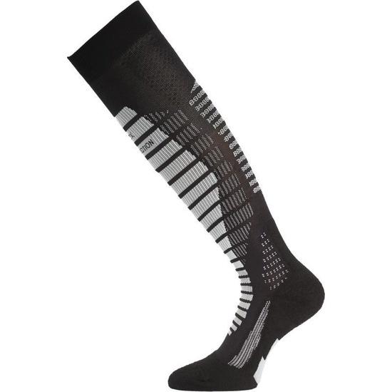 Lyžiarske ponožky Lasting WRO 908 čierne L (42-45)