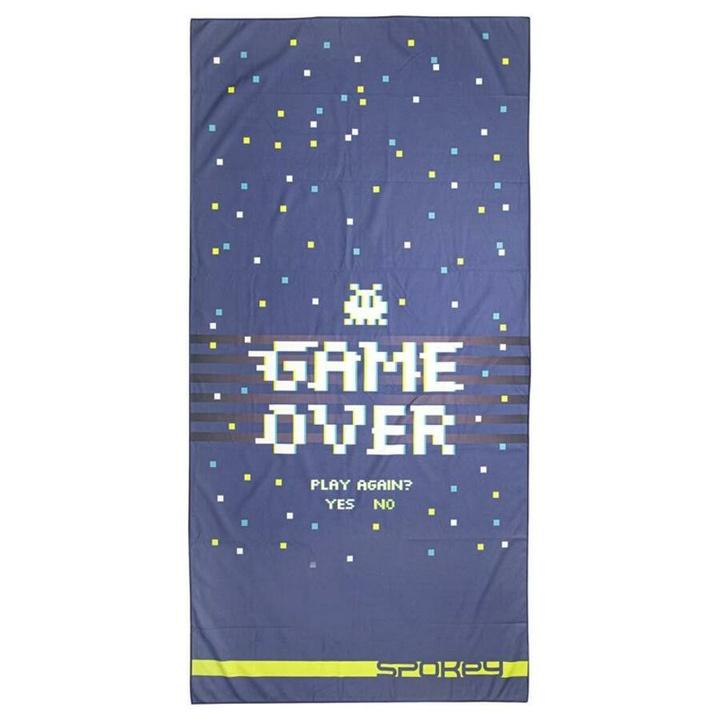 Rýchloschnúci uterák Spokey GAME CEZ