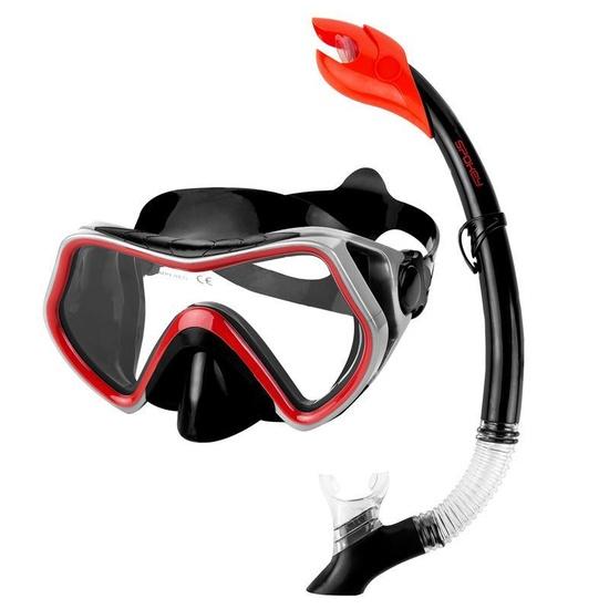 Spokey BORNEO Sada pre potápanie maska + šnorchel