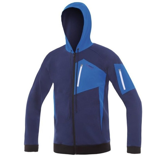 Mikina Direct Alpine Jump indigo / blue XXL