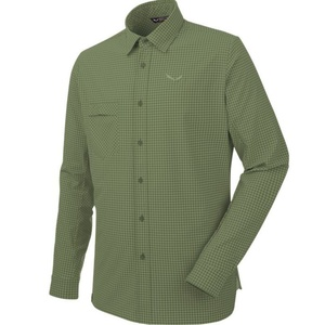 Košeľa Salewa FANES Puez MINI CHECK DRY M L/S SHIRT 26330-5758, Salewa