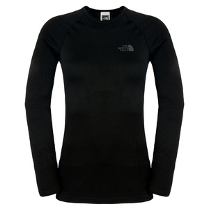 Tričko The North Face W HYBRID L/S CREW NECK C216JK3, The North Face