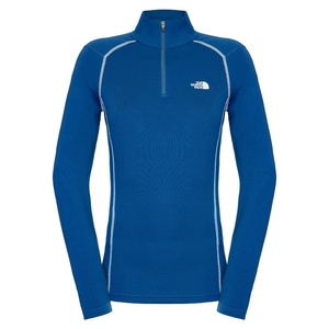 Tričko The North Face W WARM L/S ZIP NECK C21841L, The North Face