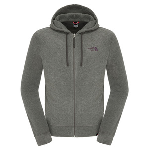 Mikina The North Face M 100 EMBRO FULL ZIP HOODIE C227A55, The North Face
