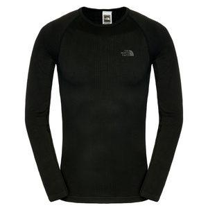 Tričko The North Face M HYBRID L/S CREW NECK C206JK3, The North Face