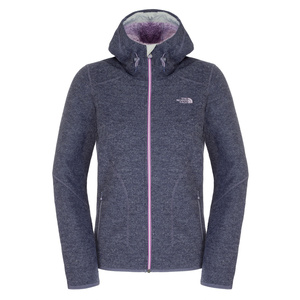 Mikina The North Face W ZERMATT FULL ZIP HOODIE CG07E0Q, The North Face