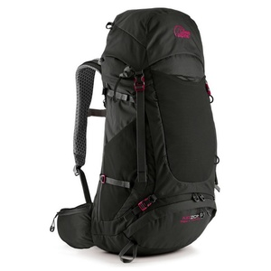 Batoh Lowe Alpine AirZone Trek+ ND 45:55 black, Lowe alpine