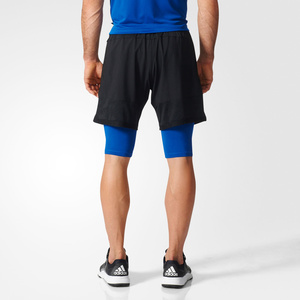 kraťasy adidas Speedshort CC Two-in-One GFX BK6171, adidas