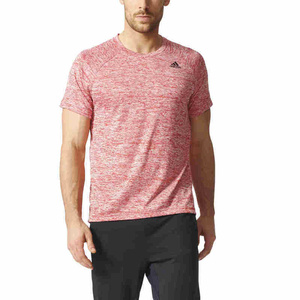 Tričko adidas D2M Heather Tee BJ8605, adidas