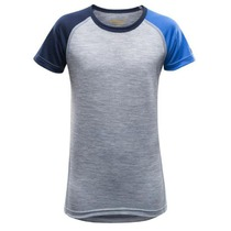 Detské triko Devold Breeze Junior T-Shirt 180-214 275, Devold