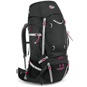 Batoh Lowe Alpine Axiom 3 Diran ND 55:65 anthracite / an, Lowe alpine