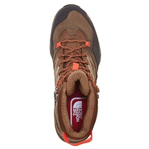 Topánky The North Face W HH HIKE MID GTX MOREL BROWN / RAD CDF3GRX, The North Face