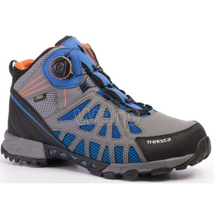 Topánky Treksta ADT203 Surround GTX men's blue-orange, Treksta