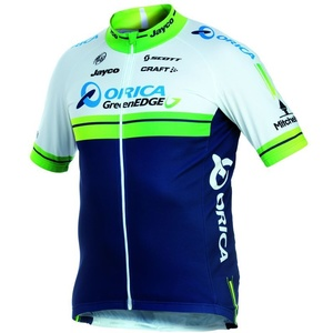 Pánsky cyklistický dres Craft Orica GreenEdge 1903447-2900, Craft