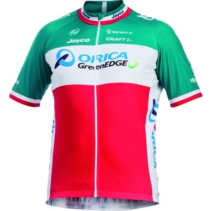 Pánsky cyklistický dres Craft Orica GreenEdge 1903447-3600, Craft