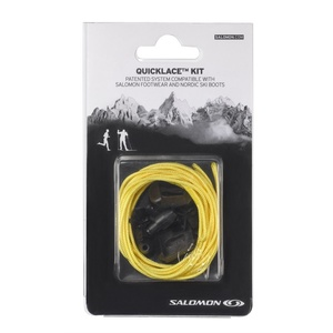 Šnúrky Salomon Quicklace KIT Yellow 326675