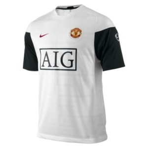Tričko Nike FC Manchester United SS Training Top 355099-100 , Nike