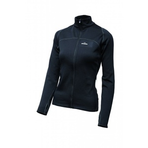 Mikina Pinguin Power Lady Full zips black, Pinguin