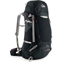 Batoh Lowe alpine AirZone Trek+ ND 33:40 black / purple potion