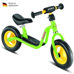 Odrážadlo PUKY Learner Bike Medium LR M kivi 4058, Puky