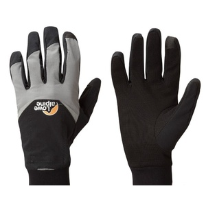 Rukavice Lowe Alpine Lightflite Glove čierna, Lowe alpine