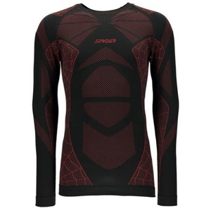 Nátelník Spyder Men `s Captain (Boxed) Seamless L/S 787210-019, Spyder