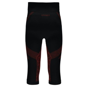 3/4 Spodky Spyder Men `s Captain Seamless 3/4 Pant 787212-019, Spyder