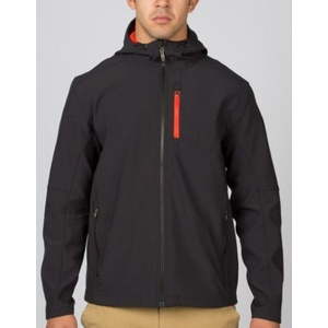 Bunda Spyder Men `s Patsch SoftShell Jacket 157256-019, Spyder