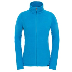 Mikina The North Face W 100 GLACIER FULL ZIP A6LBM6X, The North Face