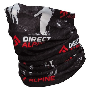 Šatka Direct Alpine MULTI black (graphics)