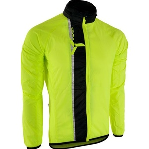 Pánska ultra light bunda Silvini GELA MJ801 neon-black