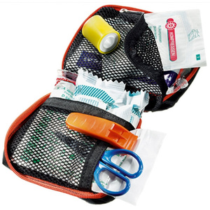 Lekárnička Deuter First Aid Kit Active plné (3943016), Deuter