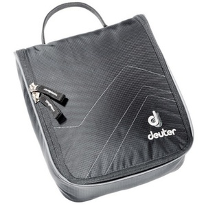 Toaletka Deuter Wash Center I black-titan (39454)