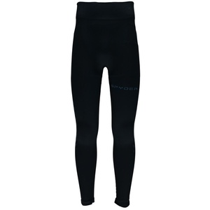 3/4 Spodky Spyder Men `s Carbon (Boxed) Seamless 3/4 Pant 626722-001, Spyder