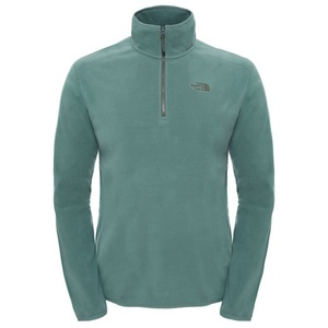 Mikina The North Face M 100 GLACIER 1/4 ZIP 2UARHCH, The North Face